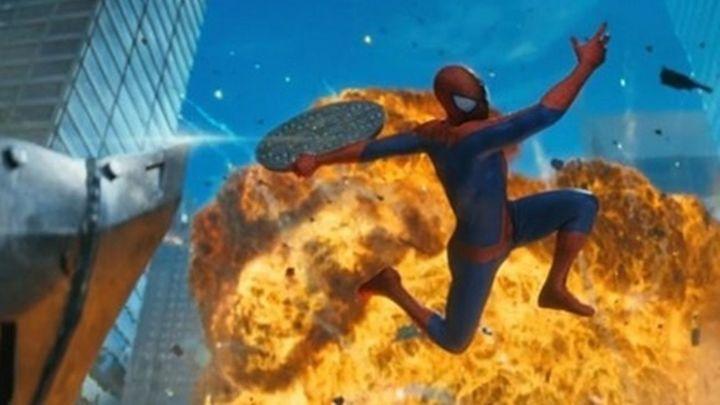 Primer tráiler de The Amazing Spider-Man 2: El Poder de Electro