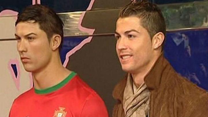 Ronaldo, estrella del Museo de Cera