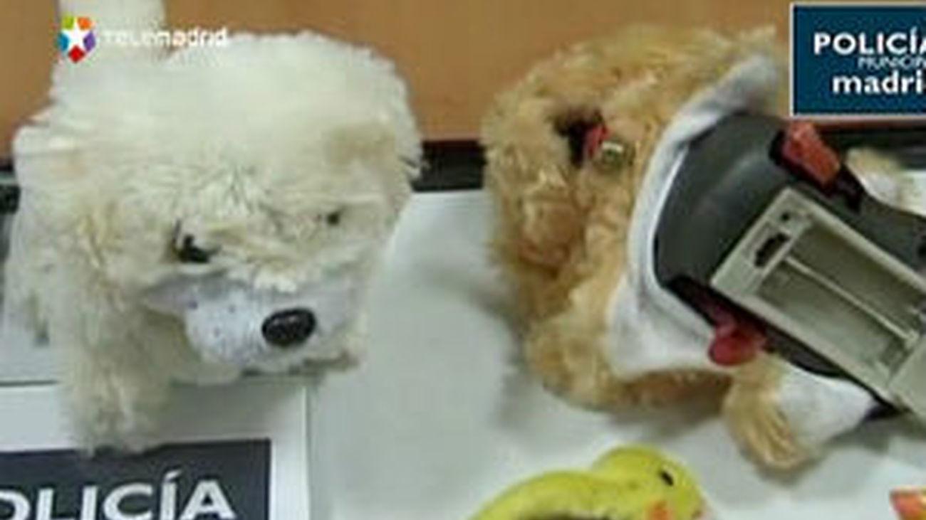 La Policía inmoviliza en Madrid 10.000 juguetes potencialmente peligrosos