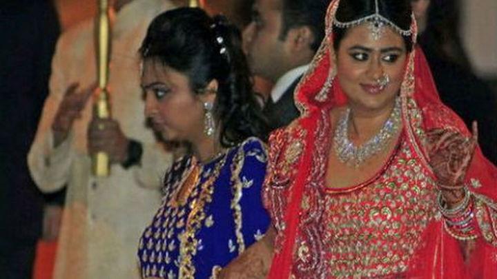 Lujo, glamour y exotismo en la gran boda india de Barcelona