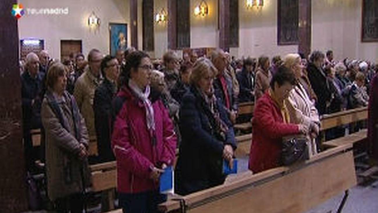 Madrid celebró la vigilia de la Inmaculada por partida triple