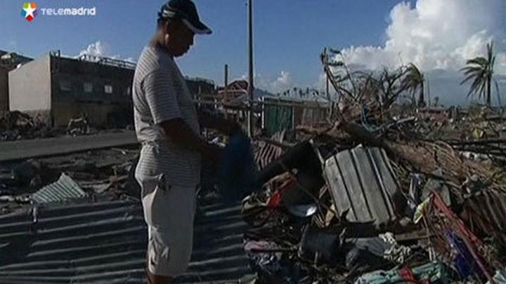 15 millones de afectados por el tifón Yolanda