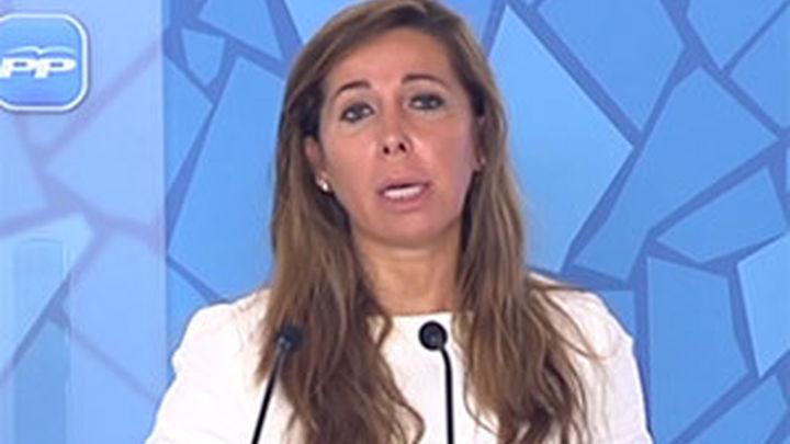 """Sánchez-Camacho acusa a la Generalitat de impulsar """"el odio y la hispanofobia"""""""