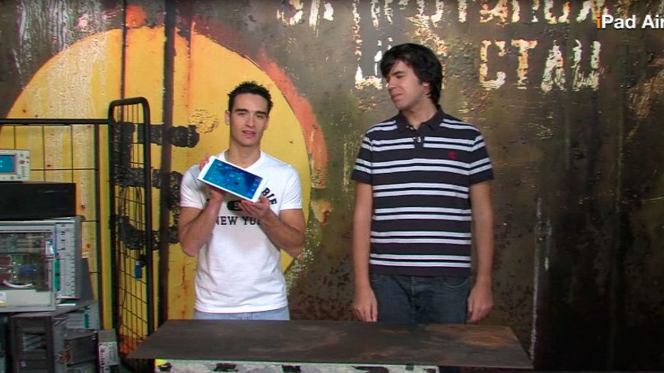 TecnoZona TV 4º programa