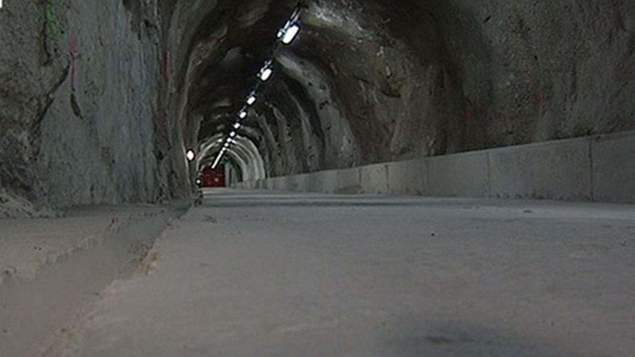 El túnel de Guadarrama cumple 50 años