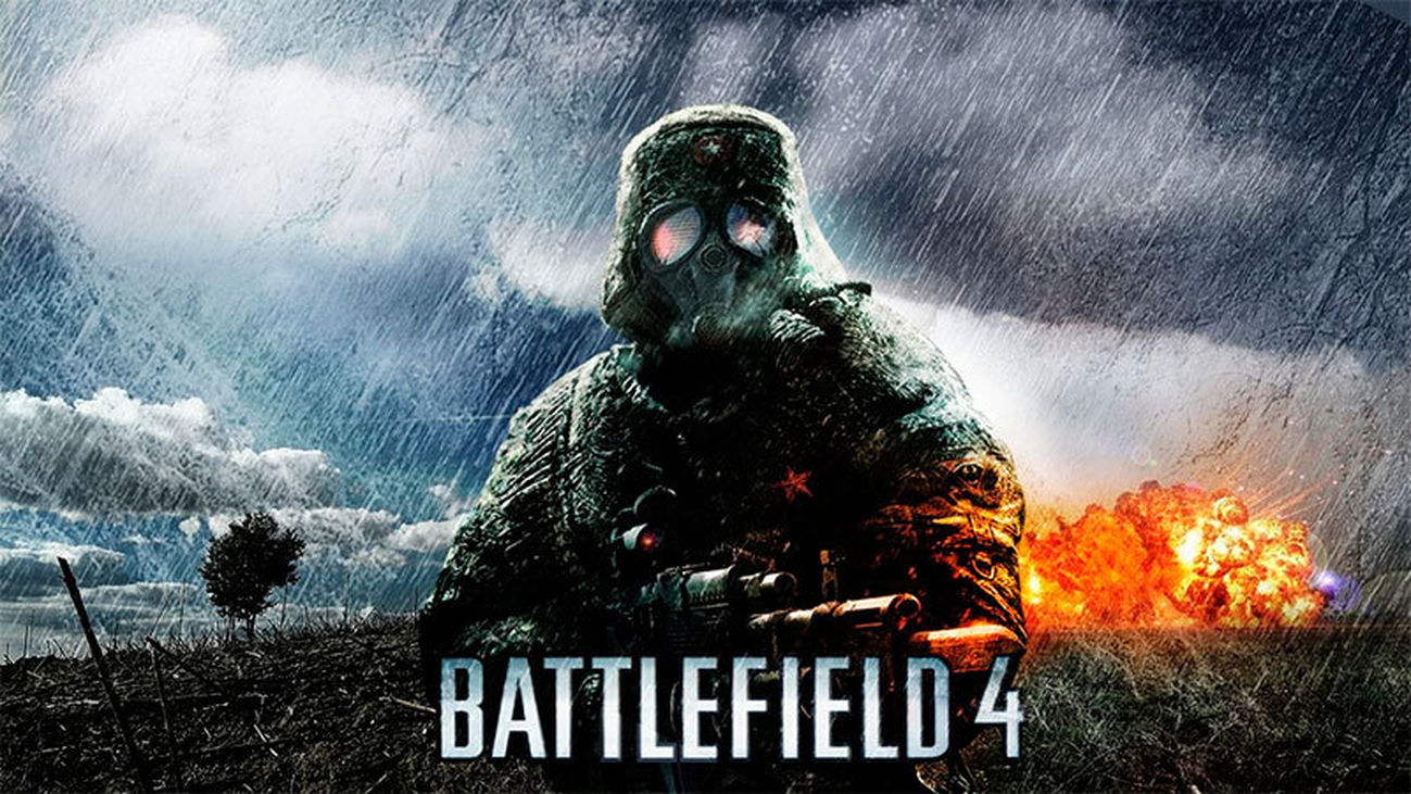 Videojuegos: Battlefield 4