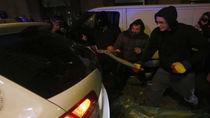 """""""Rodea el Congreso"""" concluye con 7 detenidos y 23 heridos"""