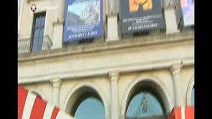 Los bombos del Sorteo de Navidad llegan al Teatro Real de Madrid