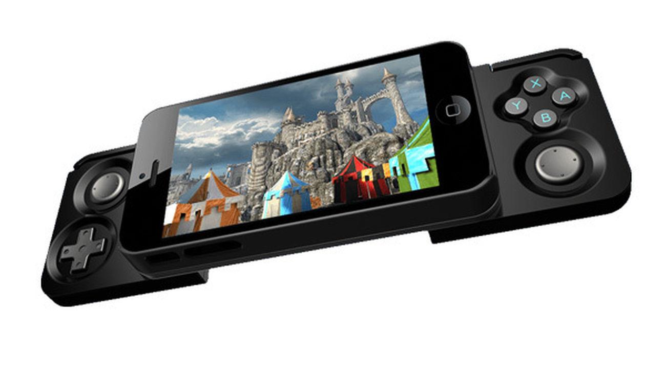 Iphone, también un mando de juegos