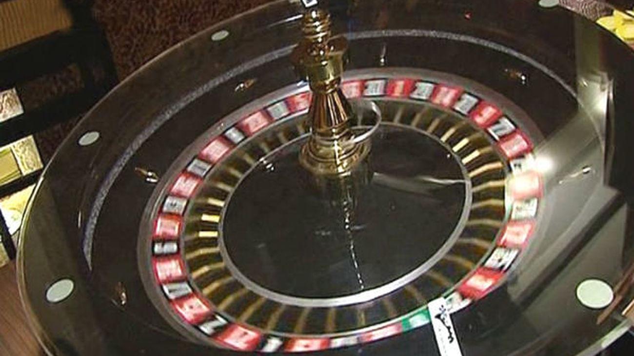 Ruleta del Casino Gran Madrid