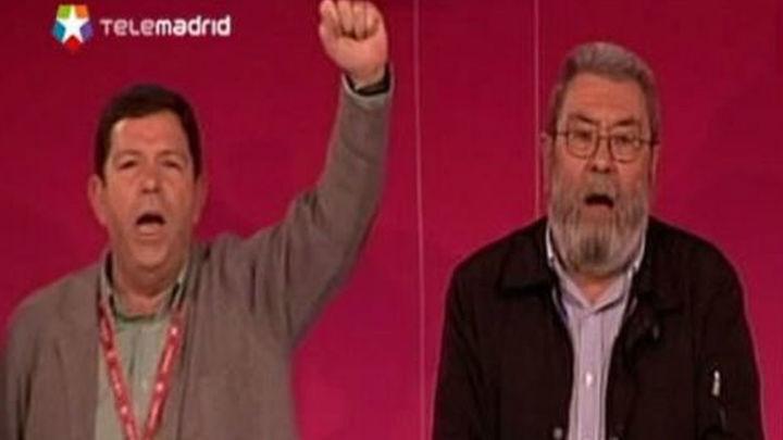 """Méndez apunta a una corresponsabilidad """"compartida"""" de UGT y la Junta en los ERE"""