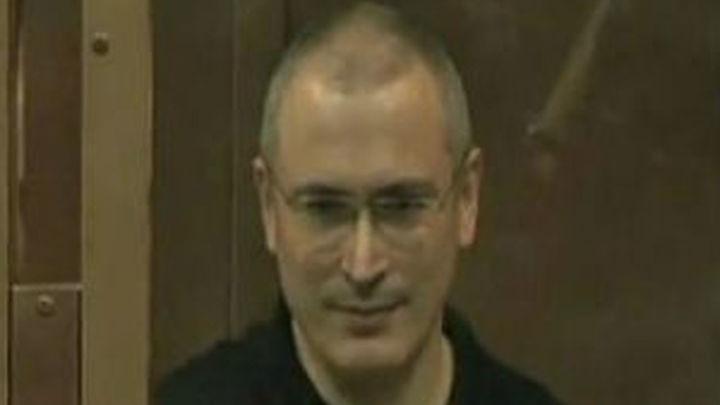Jodorkovski admite que pidió a Putin el indulto para reunirse con su familia