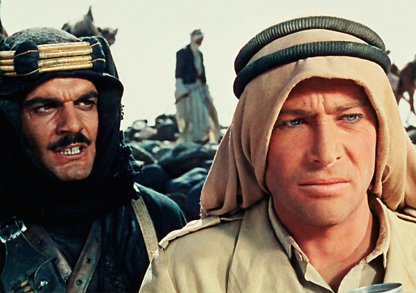 Cine: Lawrence de arabia