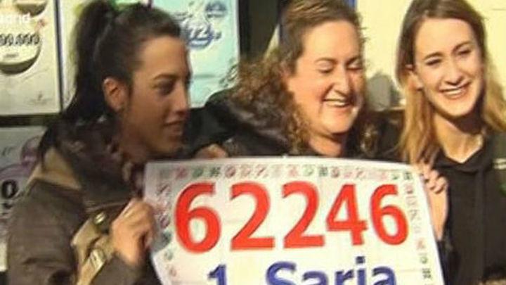 Mondragón reparte 180 millones de euros del Gordo