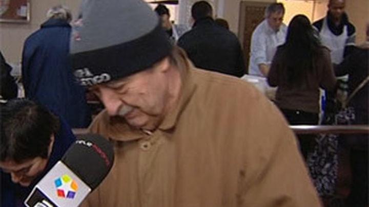El Ayuntamiento reparte más de mil cenas de Nochebuena entre personas sin recursos