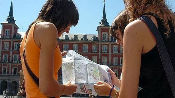 España recibe 10,1 millones de turistas hasta marzo, un 7,2% más