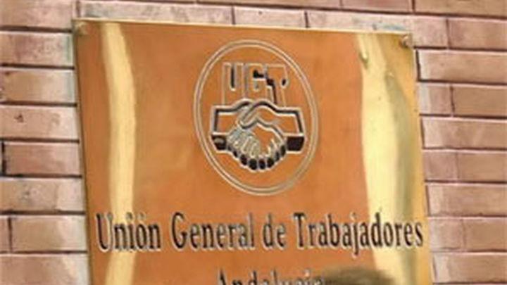UGT pagaba con facturas falsas los gastos de sus sedes andaluzas