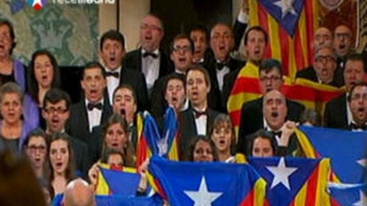Mas admite que una Cataluña independiente podría salir de la UE