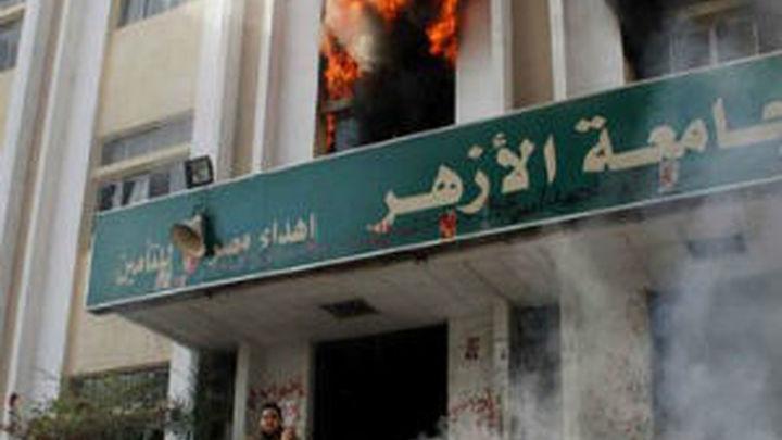 Muere una periodista egipcia mientras cubría protestas islamistas en El Cairo