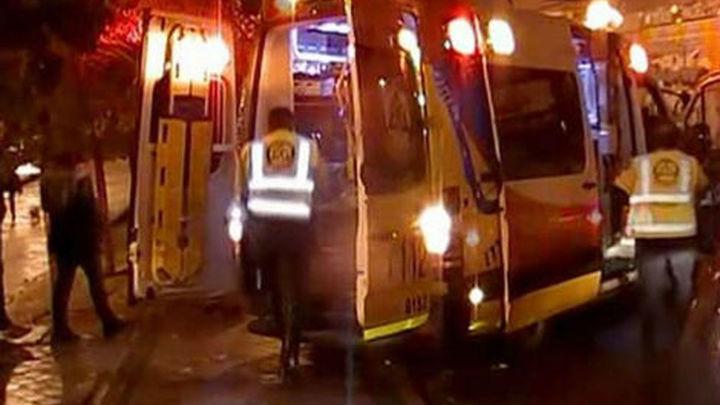 El niño herido por la explosión de un petardo en Madrid no perderá el ojo