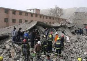 Desastres en China