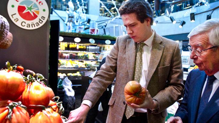 Los restaurantes de la región darán a conocer los Alimentos de Madrid