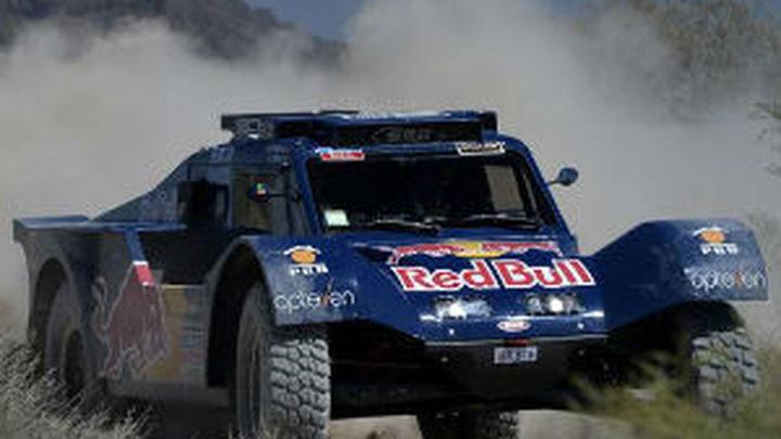 Dakar: Carlos Sainz gana la 4ª etapa y se coloca líder