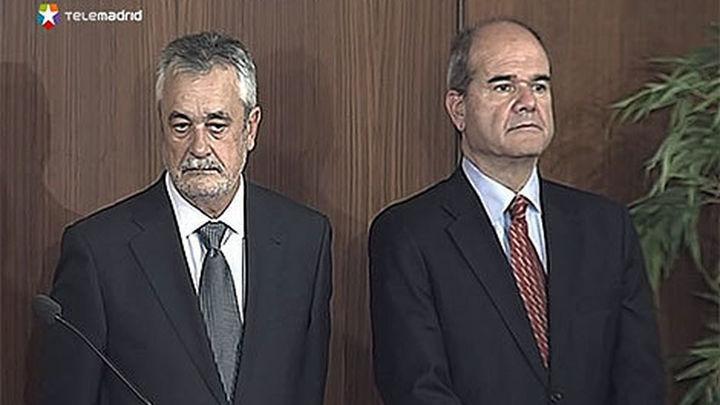 La Intervención apunta a Chaves y Griñán en el caso de los EREs