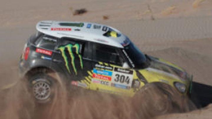 Dakar: Nani Roma y Marc Coma toman el mando tras la quinta etapa