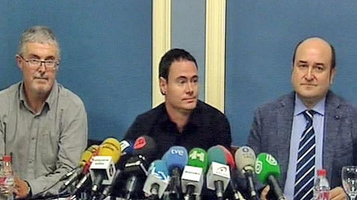 PNV y Sortu tratan de burlar la prohibición con una nueva manifestación