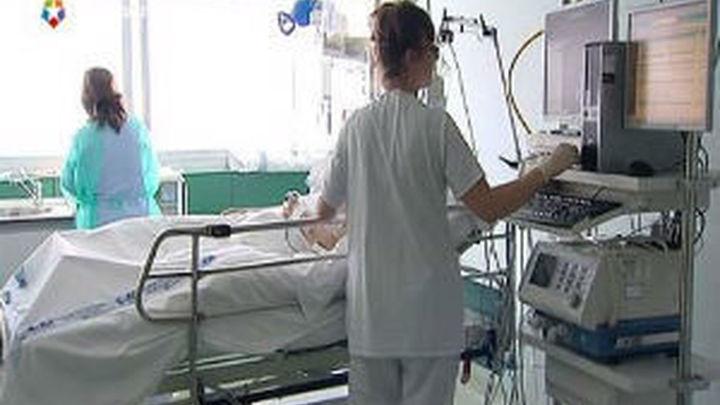 Veintiún afectados por gripe A en Aragón, diez de ellos en la UCI