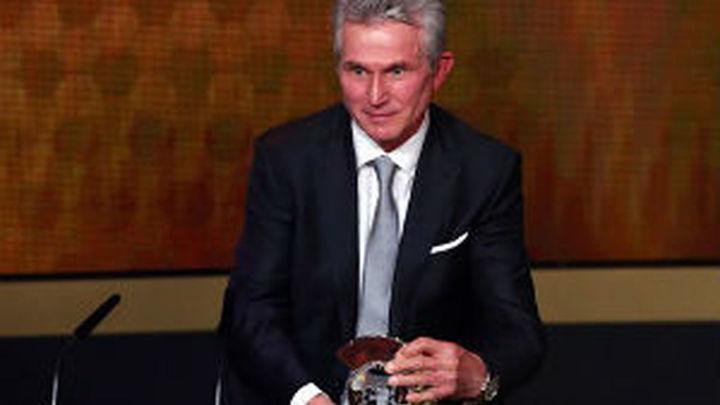 """Heynckes, 'Entrenador del Año': """"Este premio significa mucho para mí"""""""