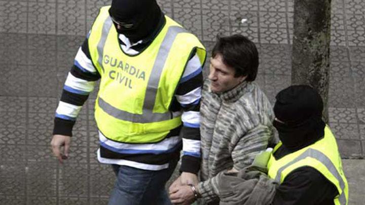 El juez envía a prisión a los ocho detenidos del frente de cárcel de ETA