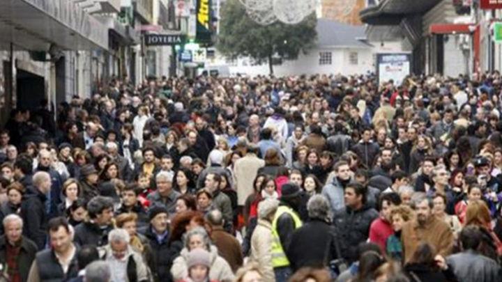 Uno de cada cinco residentes en la ciudad de Madrid nació fuera de España