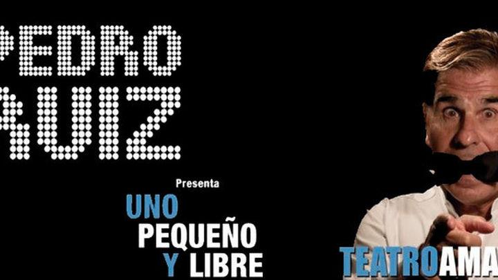 Pedro Ruiz es 'uno, pequeño y libre'