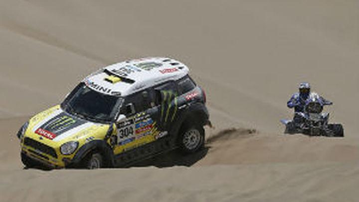 Etapas maratón para todos y el retorno de Peugeot, novedades para el Dakar 2015