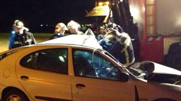 Fallece el conductor de un vehículo tras chocar contra un árbol en Pozuelo del Rey