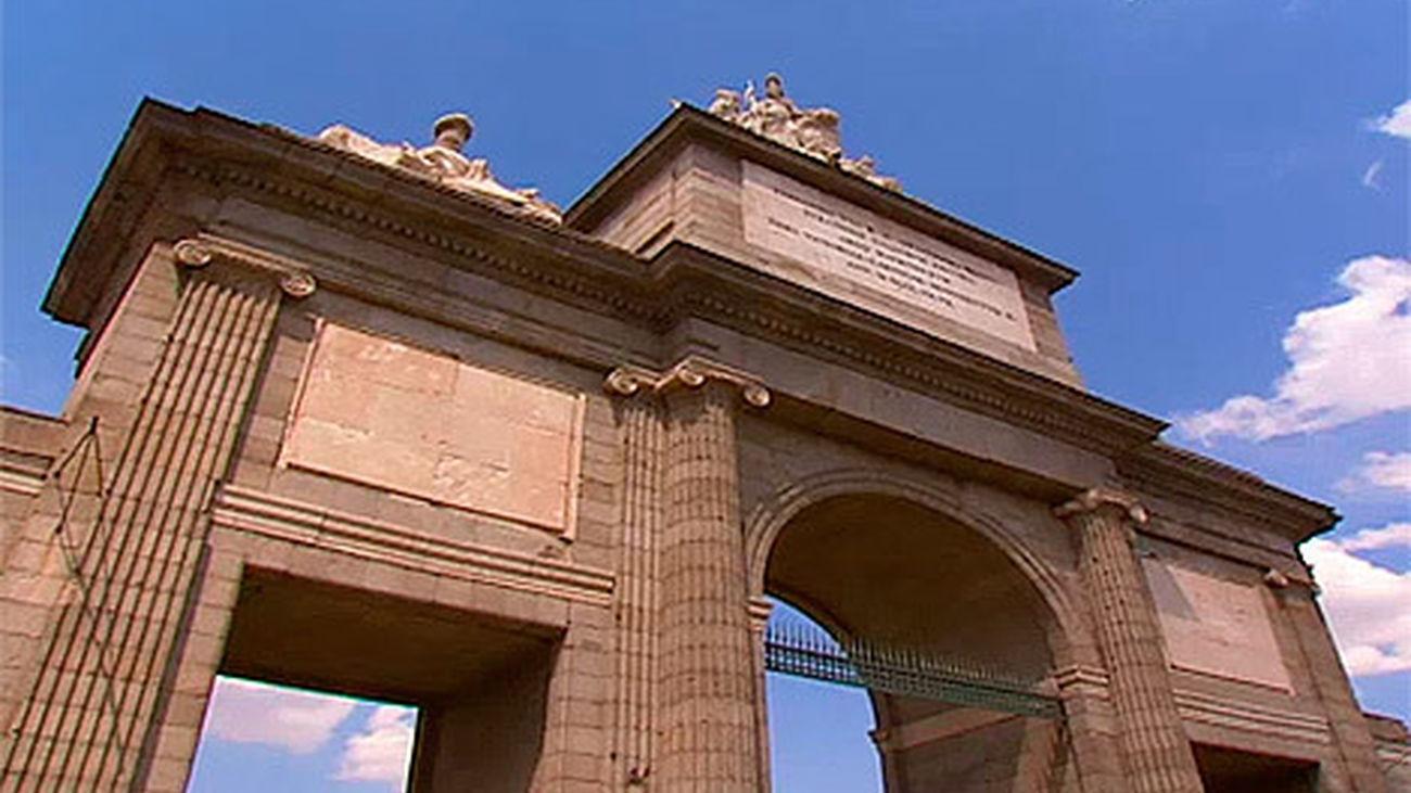 Madrid desde el aire: Madrid en 20 historias