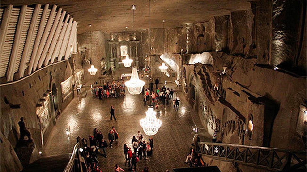 Turismo por el mundo: las minas de sal de Wieliczka, en Polonia