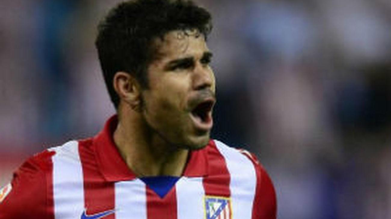 Diego Costa tiene hambre de gol