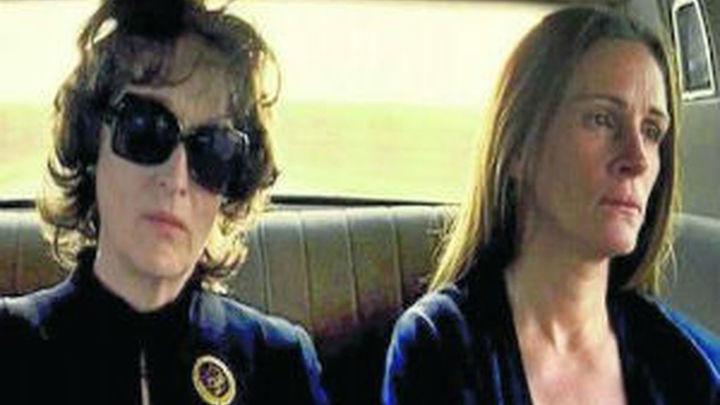 Meryl Streep y Julia Roberts, duelo de divas a los Óscars