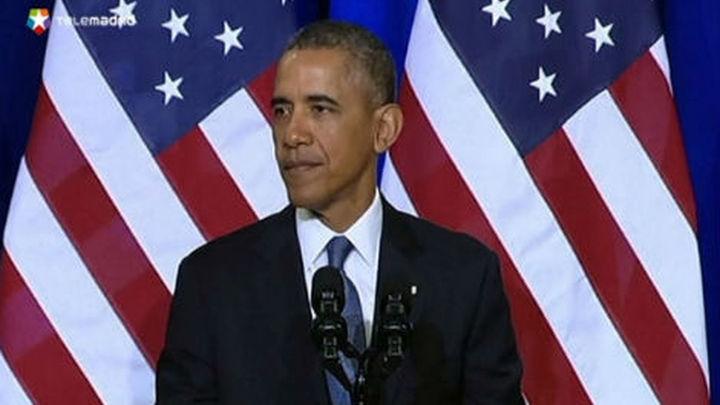 Obama prohíbe espiar a mandatarios aliados y reforma la vigilancia telefónica