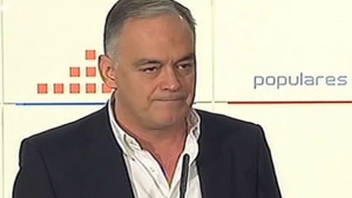 """El PP cree que """"la mentira"""" de la familia Pujol  afecta a todo el sistema político en Cataluña"""