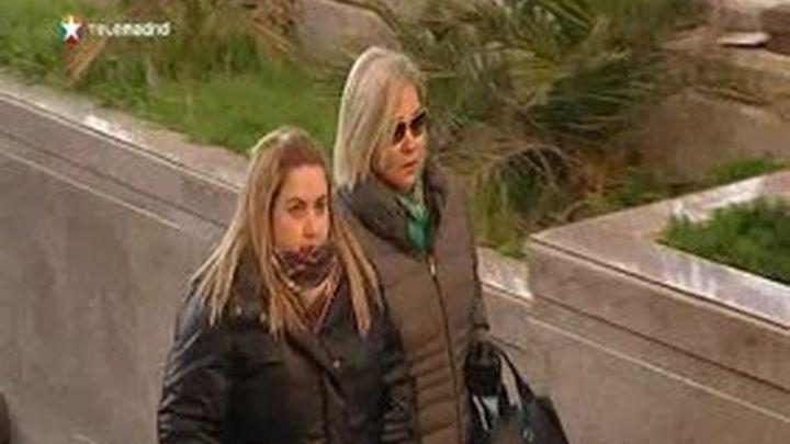 """La mujer de Torrejón al fiscal: """"Si el dinero estaba en la caja fuerte, ¡cómo se iba a declarar!"""""""
