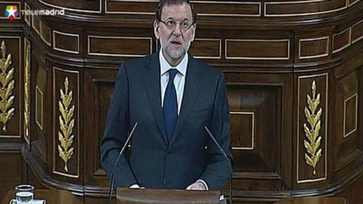 Rajoy plantea el acuerdo de todos los grupos para fijar las prioridades europeas