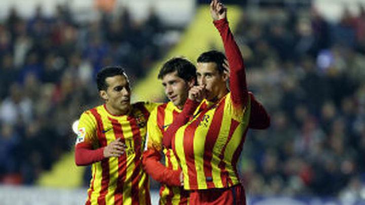 Barça y Real Sociedad se citan en semifinales de la Copa