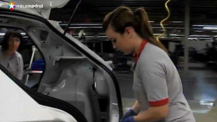 La producción automovilística española crece un 9,3% en 2013