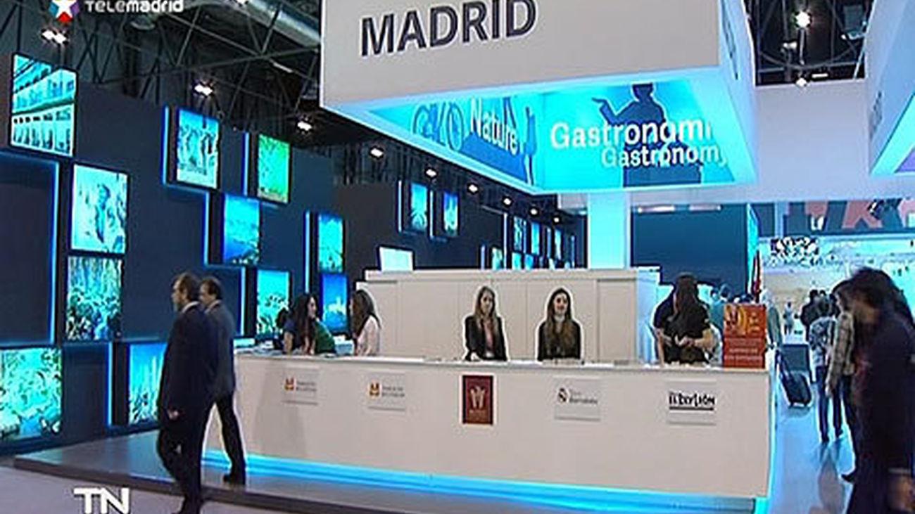 Pabellón de Madrid en FITUR