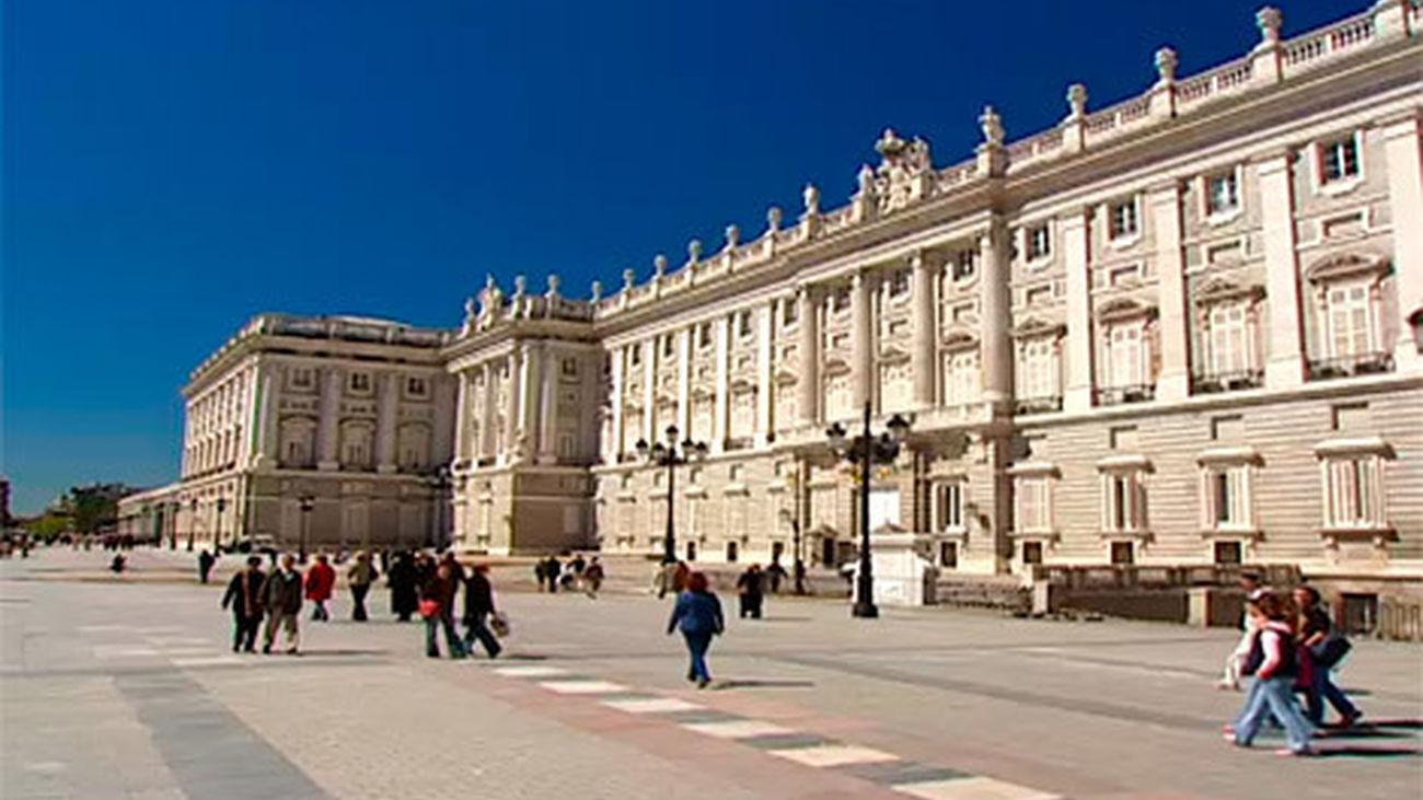 Madrid desde el aire: el Madrid real