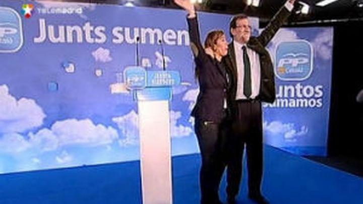"Rajoy: ""Mientras sea presidente ni habrá referéndum ni se fragmentará España"""